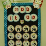 "Make an ""Add It Up"" Math Boggle Board for Your Classroom"