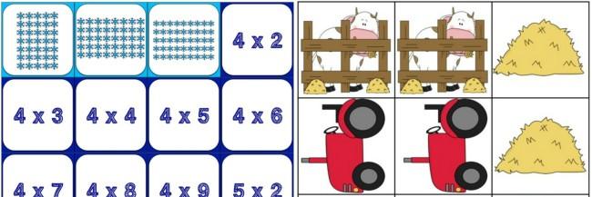 Memory Games - Primary Games To Make Teaching Standards Easier - Teach Junkie