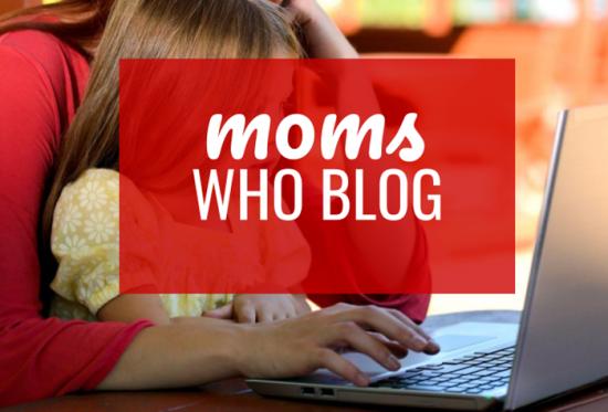 Moms who blog