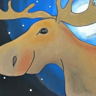 What Good is a Moose Art Project