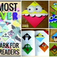 Most Clever Bookmark for Young Readers