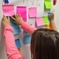 Multiplication Word Problems – Sticky Note Style