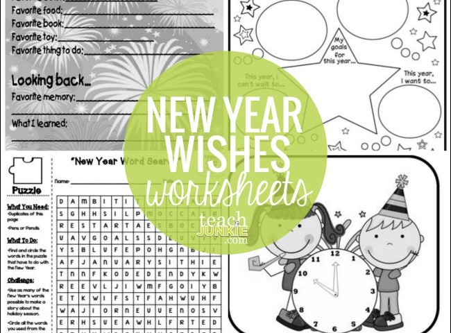 27 New Year's Teacher Tools for January