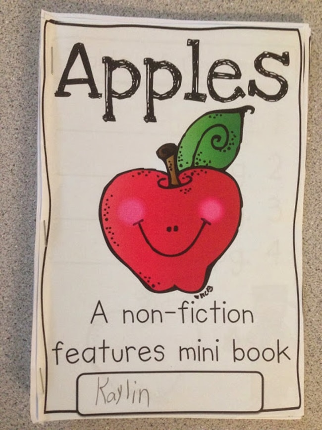 22 Apple-licious Classroom Activities and Freebies - Teach Junkie - Non-Fiction Features