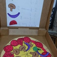 Pizza Fractions Project in a Box