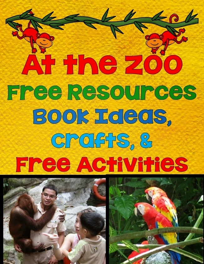 Quick Zoo Animal Resources for Teachers