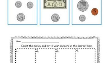 Read the Room: an Earth Day Activity – Counting Money