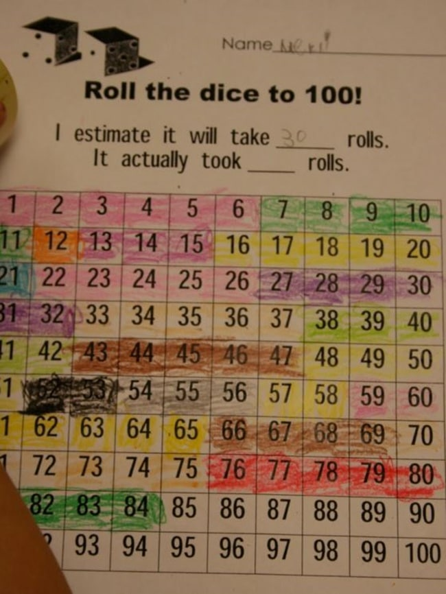 45 Best 100th Day of School Resources - Roll Dice to 100 - Teach Junkie