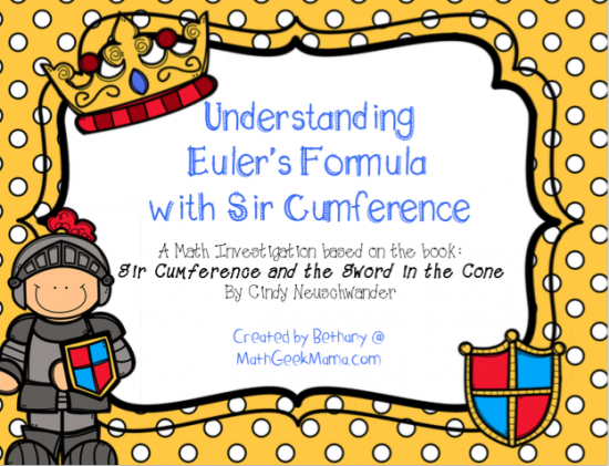 "3D Shapes ""Sir Cumference"" Investigation"