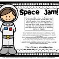 Space Jam Multiplication Freebie - Teach Junkie