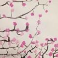 Spring Art Project Japanese Cherry Blossom - Teach Junkie
