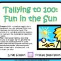 Tally to 100 Freebie - Teach Junkie