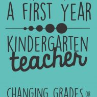 How to Prepare Mentally to Teach Kindergarten