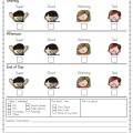 Tracking Behavior Management Visual Printable - Teach Junkie