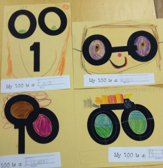 45 Best 100th Day of School Resources - What's Your 100 Make - Teach Junkie
