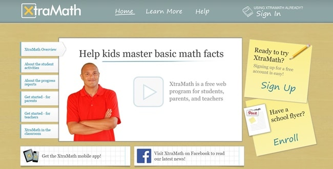 Free Fact Fluency Practice Online: Xtra Math - Teach Junkie