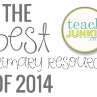 Best of Best Primary Resources of 2014 on Teach Junkie
