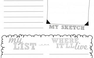 Teach Junkie: Back to School Classroom Plan Free Printable