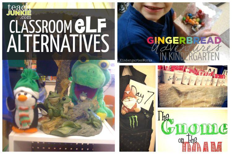 Elf Alternatives - TeachJunkie.com