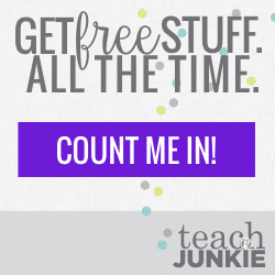 get free teacher stuff teachjunkie