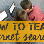 How To Teach Safe Internet Searches