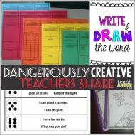 Dangerously Creative Teaching Idea Tuesday {4-21}