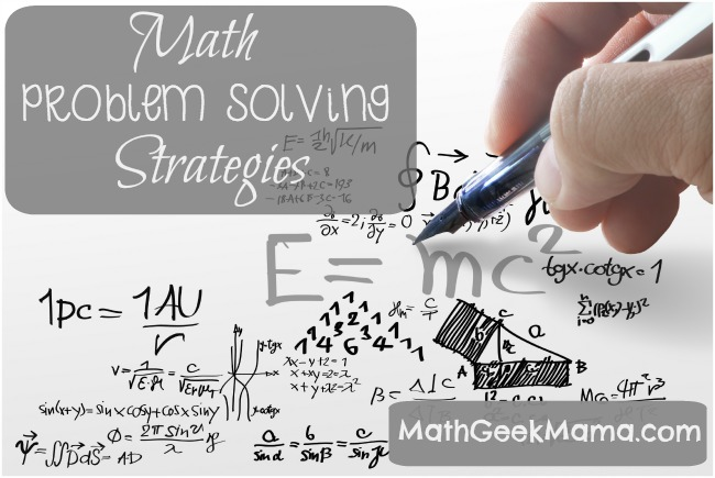 Problem solving strategy draw a picture