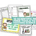 10 Scientific Method Tools to Make Science Easier - Teach Junkie
