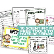 10 Scientific Method Tools to Make Science Easier