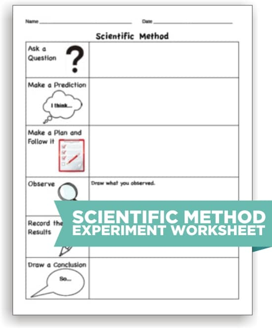 Worksheets Tools Of Science Worksheet 10 scientific method tools to make science easier teach junkie teaching free experiment worksheet