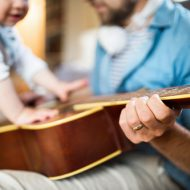 From Toddlers to Retirees: The Educational Benefits of Playing an Instrument