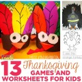 Thanksgiving Crafts and More in the Classroom